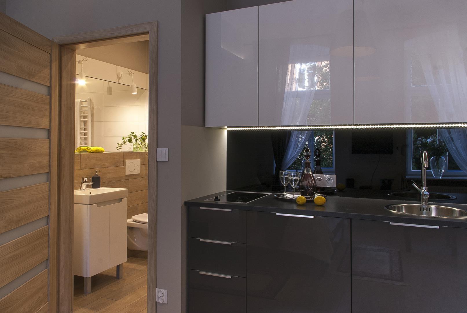 apartament z kuchnią na wynajem w częstochowie