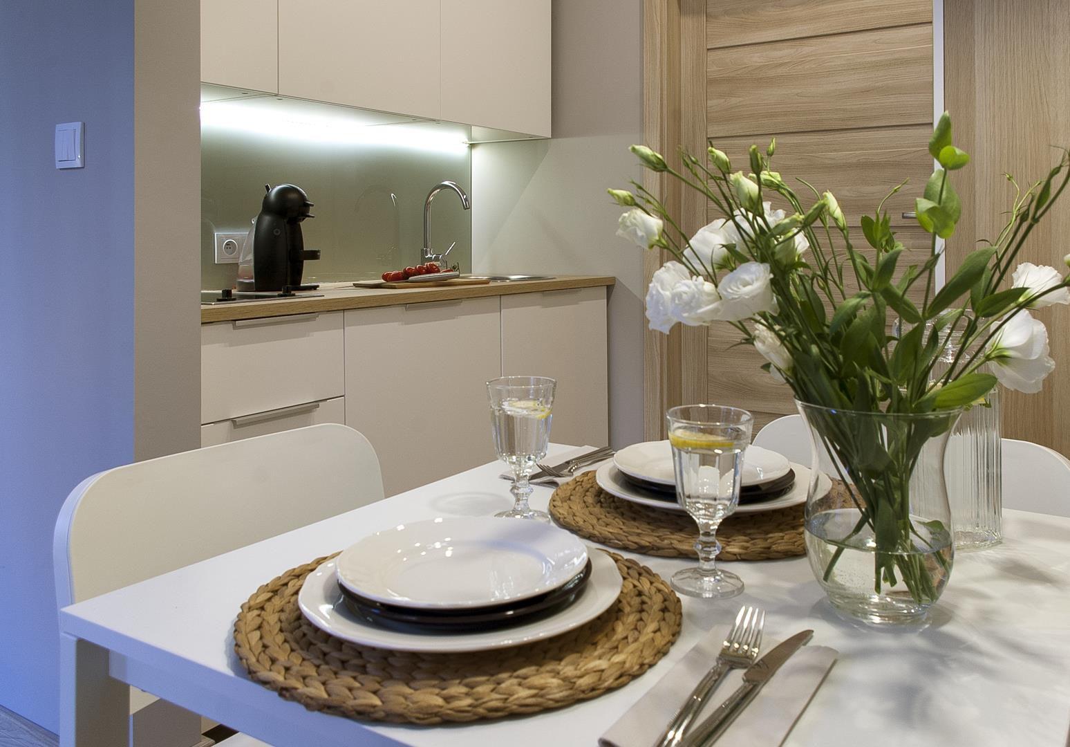 apartamenty z kuchnią częstochowa
