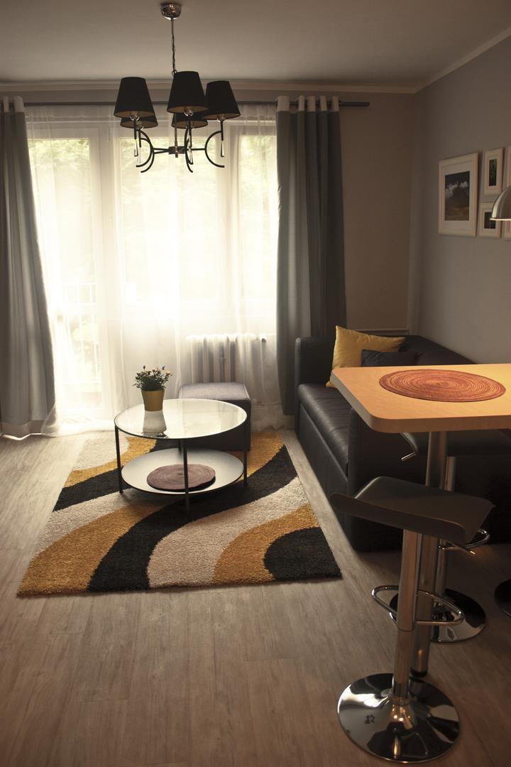 wynajem apartament z salonem