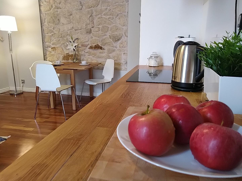 wyposażenie kuchni apartamenty 2m